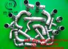 DN50不锈钢卡压式管件 304不锈钢双卡压管件