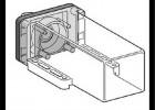 轮船防水专用的接近开关防护外壳SG40/2