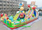 河南郑州充气滑梯生产厂家 新品上市价格优惠