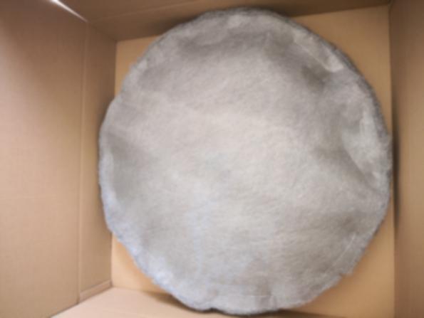 直径1米 高岭土磁选机 导磁钢毛磁介质