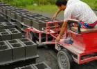 水泥砖厂电瓶叉砖车价格
