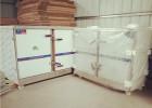 建筑工地专用液化气蒸饭柜双门24盘馒头蒸车不锈钢蒸盘图片价格