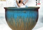 洗浴中心大缸美容洗浴缸韩式极乐汤泡澡缸