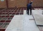 高强度钢结构水泥楼板 纤维水泥板loft钢结构楼板