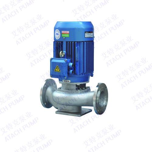 热水泵厂家-管道热水泵-热水循环泵-高温热水泵-艾特克牌