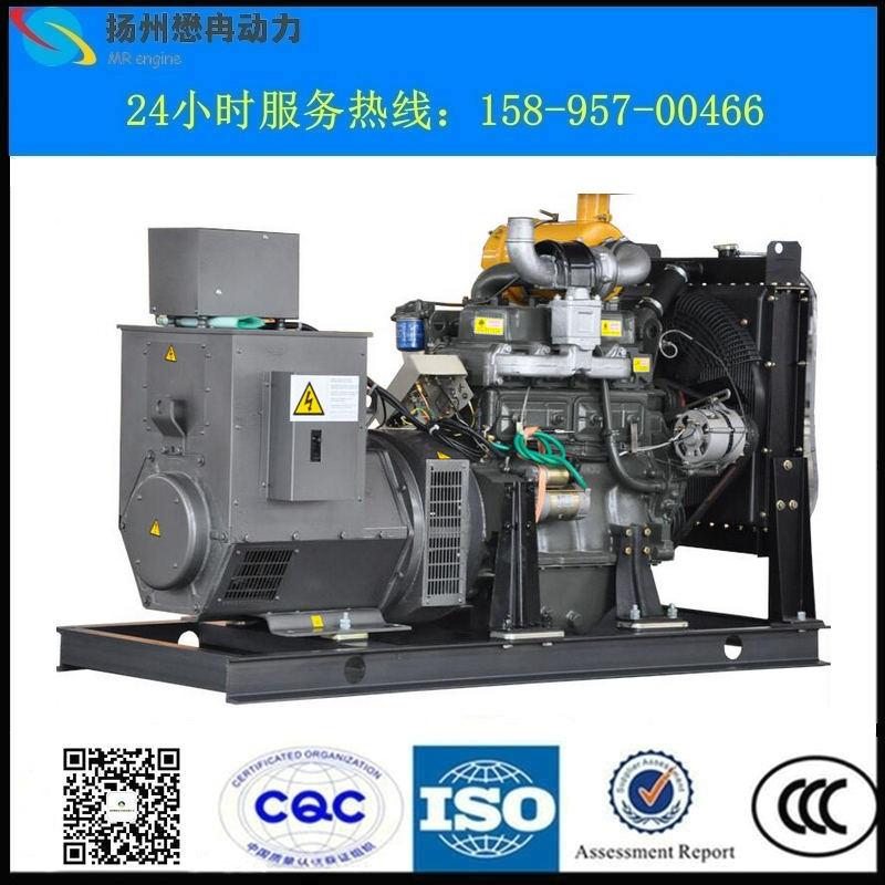 潍柴50kw柴油发电机组现货供应