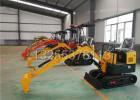 10型果园挖掘机 进口配置小型挖掘机全新