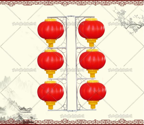 LED灯笼 LED过街灯 LED中国结 LED灯光隧道