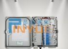 壁挂式12芯光缆分线箱安装
