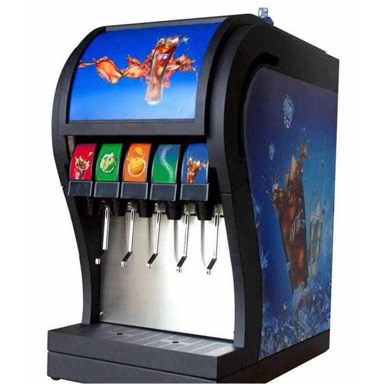 商用碳酸饮料一体机厂家直销|台式可乐机工厂批发