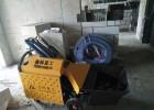 供应小型混凝土输送泵合作诏盛建设金寨润化液压设备公司项目