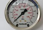 进口压力表、油压表、波登管压力表、气压表、充液防震