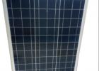 厂家生产多晶60W太阳能板  XN-18V60W-P