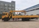 2-20吨陕汽东风国五随车吊 来电有优惠