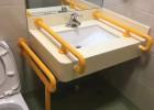 天津医院卫生间无障碍扶手 老年人厕所安全扶手 厂家批发