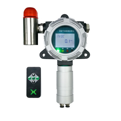 固定式硫化氢探测器