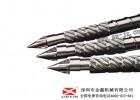 专业生产双合金螺杆料筒金鑫经久耐用.质量稳定
