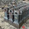合金材料锤头定制耐磨破碎机锤头厂家