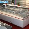 郑州组合式冷冻柜价格 卧式商用岛柜冰柜丸子饺子冷冻柜