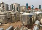 二手不銹鋼電加熱反應釜、二手搪瓷反應釜