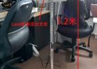 立式升降不锈钢天线支架莱尔德laird配套演示测试专用