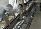 供应厂家直销全自动蒸面加工设备 炒面生产成套设备