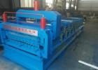 厂价直供全自动828 850双层琉璃瓦金属成型设备
