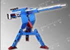 供应全自动连发玩具气炮枪 贵州游艺射击气炮枪 游乐炮