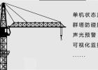 智慧工地塔机安全监控系统