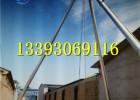 三角抱杆生产厂家 包邮三角立杆机 立12米水泥杆立杆机