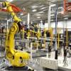 弯管自动焊接机器人采用PC品超七轴机器人