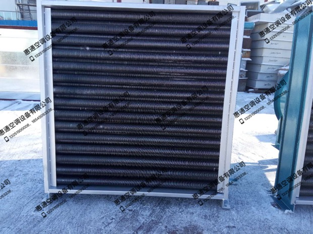 暖风机供暖车间设备加工安装 风阀风管通风管道加工快
