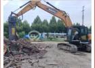 大型化工厂拆除剪 多用途拆迁液压钳剪刀