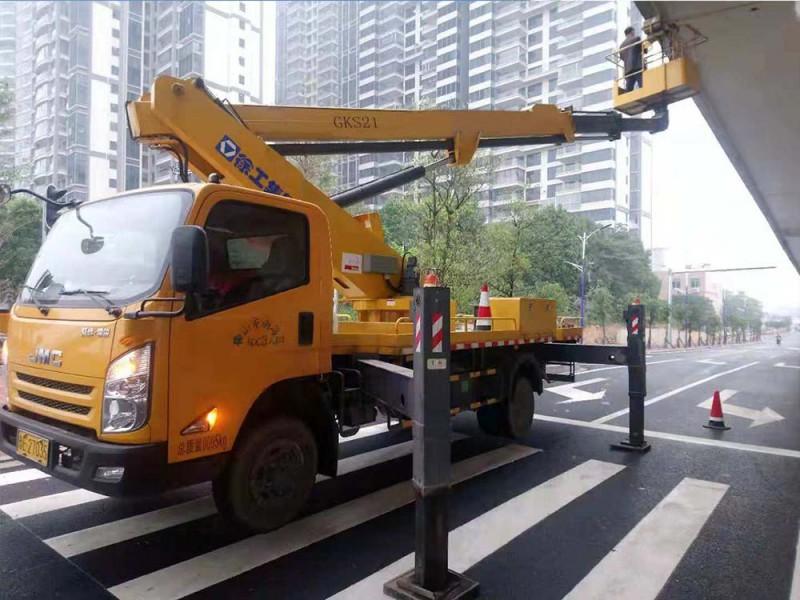广州高空车出租,广州路灯车出租,专业决定品质,品质决定成败