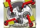 2019汽車輪轂拋光打磨機器人就找蘇州品超智能設備