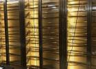 台湾不锈钢酒柜酒窖装饰 304满焊不锈钢酒柜酒架 不锈钢酒柜
