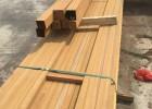 花旗松防腐木户外木方实木地板木条实木板材防腐龙骨立柱实木方料