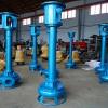 高耐磨立式搅拌清淤泵 液下污泥清理泵