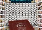 中华百大名人与世界百大名人银质纪念大全套