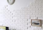 便宜的實用的海綿墻貼防水隔熱吸收噪音的海綿墻貼