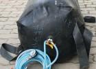 管道堵水氣囊堵的是速度