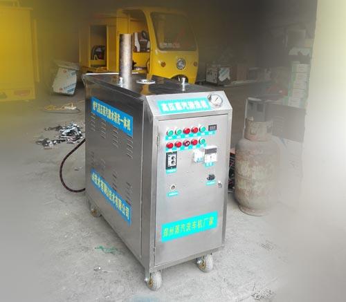 燃气蒸汽洗车机图片/价格/参数,需不需要培训