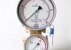 WIKA双金属温度计EN13190 A52温度计轴向