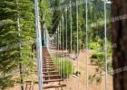 专业定制丛林穿越拓展设施 飞跃丛林游乐设施 大型丛林探险项目