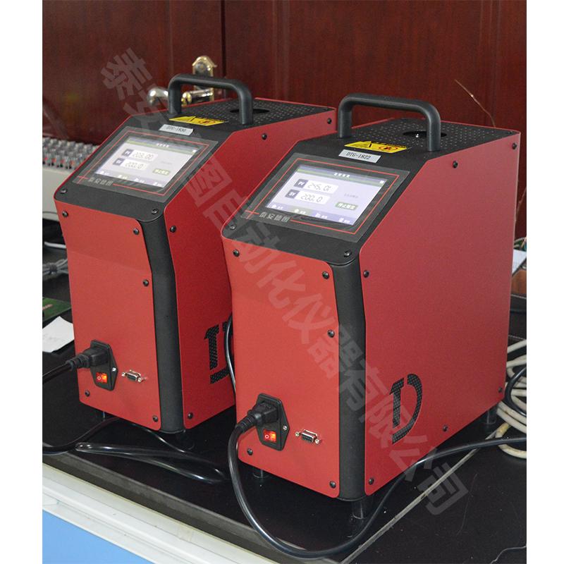 便携式干体温度校验仪 超便携干体炉 泰安德图值得信赖