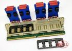 DDR4 内存颗粒测试治具 一拖八8位DDR4内存条测试夹具