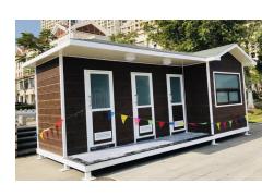 福州直排式移动厕所福建南安公园活动公厕