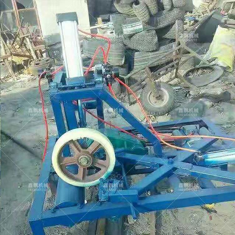大型二手轮胎切割机报价