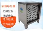 油烟净化器 静电式商用酒店酒楼厨房烧烤低空排放除味油烟处理器
