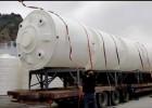 30立方锥底塑料罐/30吨塑料漏斗底容器